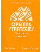 Opening Strategies - Workbook