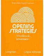 Opening Strategies - Workbook
