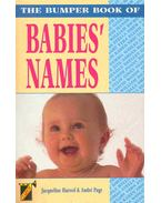 The Bumper Book of Babies' Names