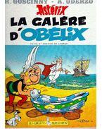 Astérix : La galere d'Obélix