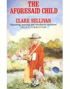 The Aforesaid Child
