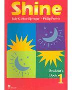 Shine - Student's Book 1