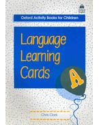 Oxford Activity Books for Children - Language Learning Cards