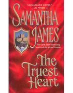 The Truest Heart - James, Samantha