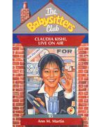 The Babysitters Club - Claudia Kishi, Live on Air