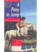 A Pony to Jump