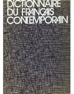 Dictionnaire du francais contemporain