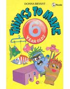 Things to Make - 3 Years Old