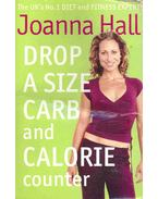 Drop a Size - Carb and Calorie Counter