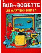 Bob et Bobette:  Les martiens sont lá