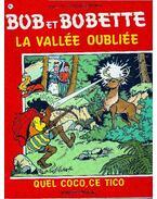 Bob et Bobette:  La vallée oubliée
