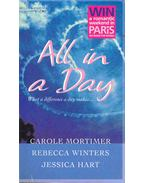 All in Day - His Darling Valentine; The Bridesmaid's Proposal; The Billionaire's Blind Date