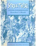 Streetwise - Upper-Intermediate - Teacher's Book