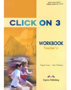 Click On / 3 - Workbook / Teacher's