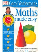 Maths Made Easy - Workbook