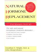 Natural Hormone Replacement - For Women Over 45