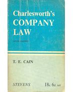 Charlesworth's Company Law