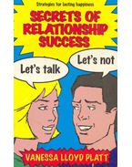 Secrets of Relationship Success