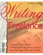 Writing Freelance