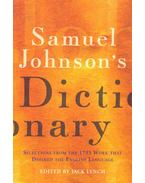 Samuel Johnson's Dictionary