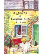 A Quartret of Cornish Cats