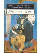 Voices of the Abyss - Book of German Decadence