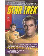 Star Trek - My Brother's Keeper Construction
