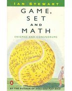 Game, Set and Math - Enigmas and Conundrums