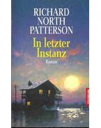 In letzter Instanz (Eredeti cím: The Final Judgement) - Patterson, Richard North