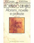 Aforismi, novelle a profezie