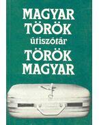 Török-magyar, magyar-török útiszótár