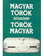 Magyar-török török-magyar útiszótár - Dávid Géza