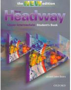 The New Headway - Upper-Intermediate / Student's Book