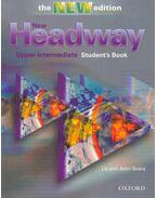 The New Headway - Upper-Intermediate / Student's Book