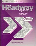 The New Headway - Upper-Intermediate / Workbook with Key