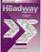 The New Headway - Upper-Intermediate / Workbook with Key