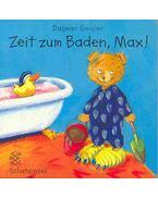 Zeit zum Baden, Max!