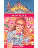Babysitters little Sister - Karen's Tea Party