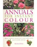 Annuals for Instant Colour
