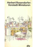 Vorstadt-Miniaturen