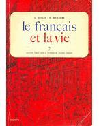 Le francais et la vie