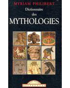 Dictionnaire des mythologies