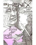 Ecrire sur Borges - Entretien avec Brossolo