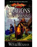Dragonlance Chronicles - Dragons of Spring Dawning
