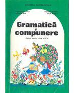 Gramatica si compunere