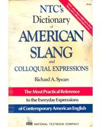 NTC's Dictionary of American Slang and Colloquial Expressions