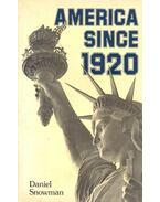 America Since 1920