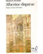 Albertine disparue, Préface d'Anne Chevalier