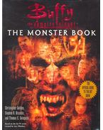 Buffy the Vampire Slayer - The Monster Book