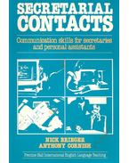 Secretarial Contacts - Communication Skills for Secretaries